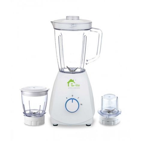 E-Lite Smart 3-in-1 Juicer Blender EJB-001