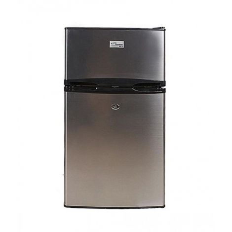 Gaba National (GNR-187SS) Double Door Refrigerator