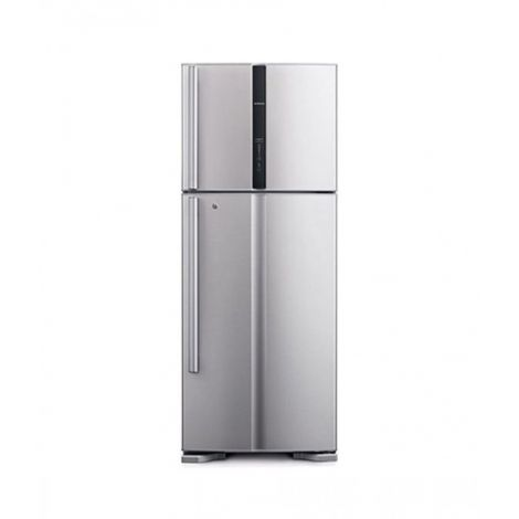 Hitachi (R-V560P3PB) Freezer-on-Top 17 cu ft Refrigerator