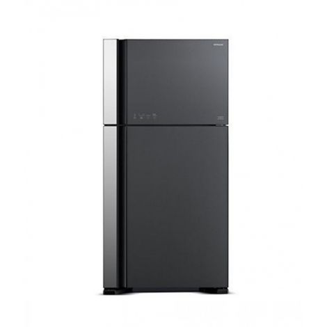 Hitachi (R-VG630P3PB) Freezer-on-Top 20 cu ft Refrigerator