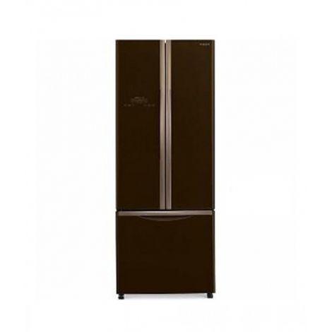 Hitachi (R-WB560P2PB) Freezer-on-Bottom 18 cu ft  Refrigerator Brown