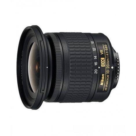 Nikon AF-P DX NIKKOR 10-20mm f 4.5-5.6G VR Lens