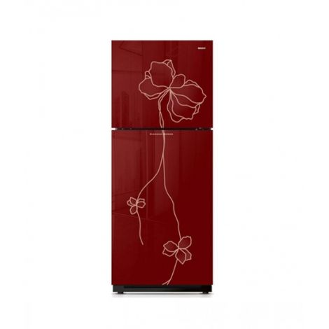 Orient Diamond 500 Freezer-on-Top 17 Cu Ft Bloom Red (68635-2.12) Refrigerator