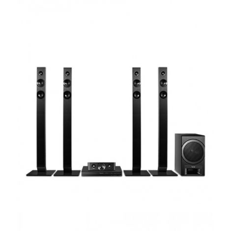 Panasonic 5.1 Channel DVD Home Theater System (SC-XH385)