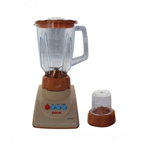 Sogo JPN-507 2 In 1 Juicer Blender