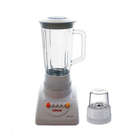 Sogo JPN-509 2 In 1 Juicer Blender