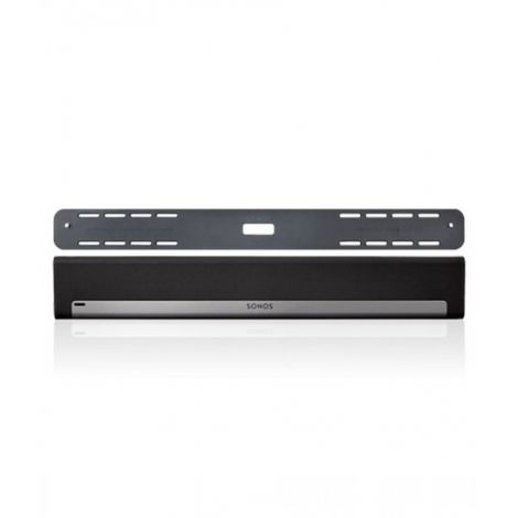 Sonos Playbar With Wall Mount Black
