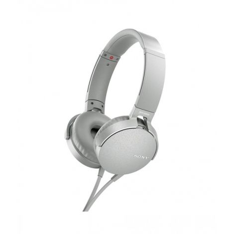 Sony Extra Bass On-Ear Headphones (MDR-XB550AP)