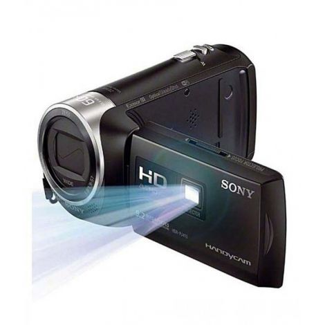 Sony Full HD Camcorder Built-in Projector Black HDR-PJ410B