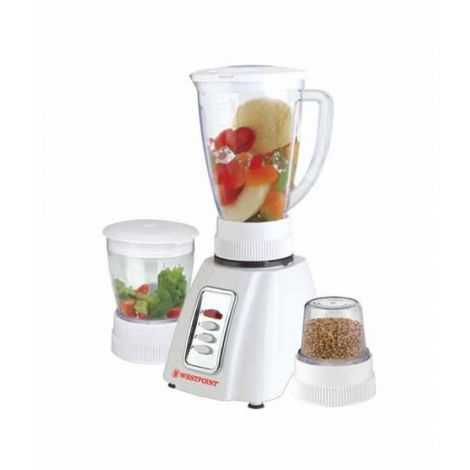 Westpoint WF-3013-in-1 Blender Dry & Wet Mill