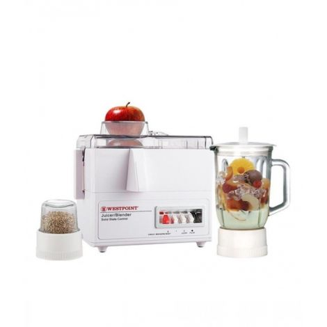 Westpoint WF-8913 Big Apple Juicer With Blender And Grinder