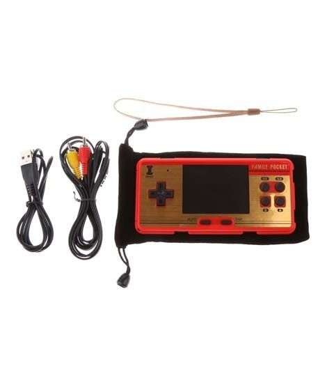 8 Bit Retro Portable Handheld Video Game
