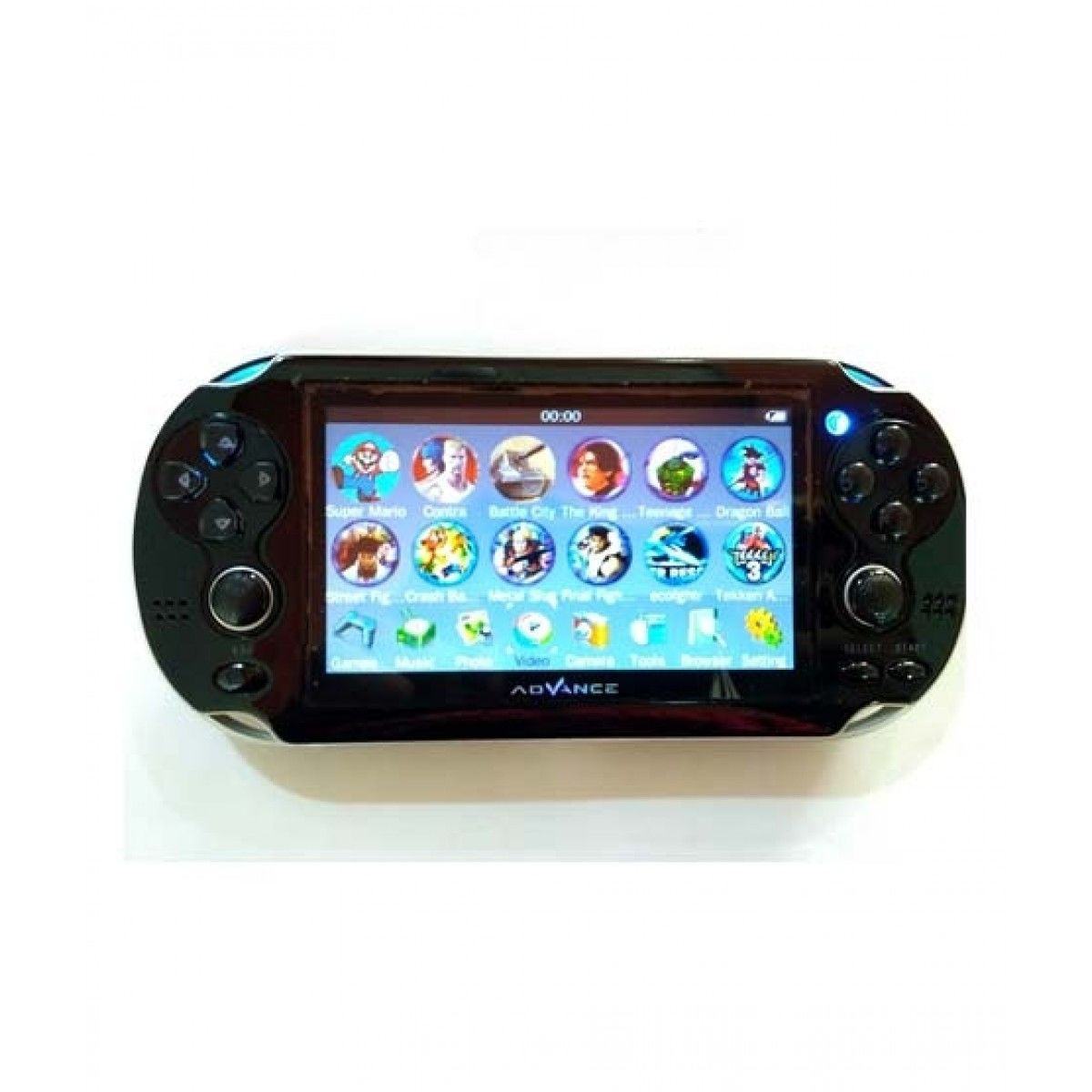 ABB Handheld Console With 10000 Games