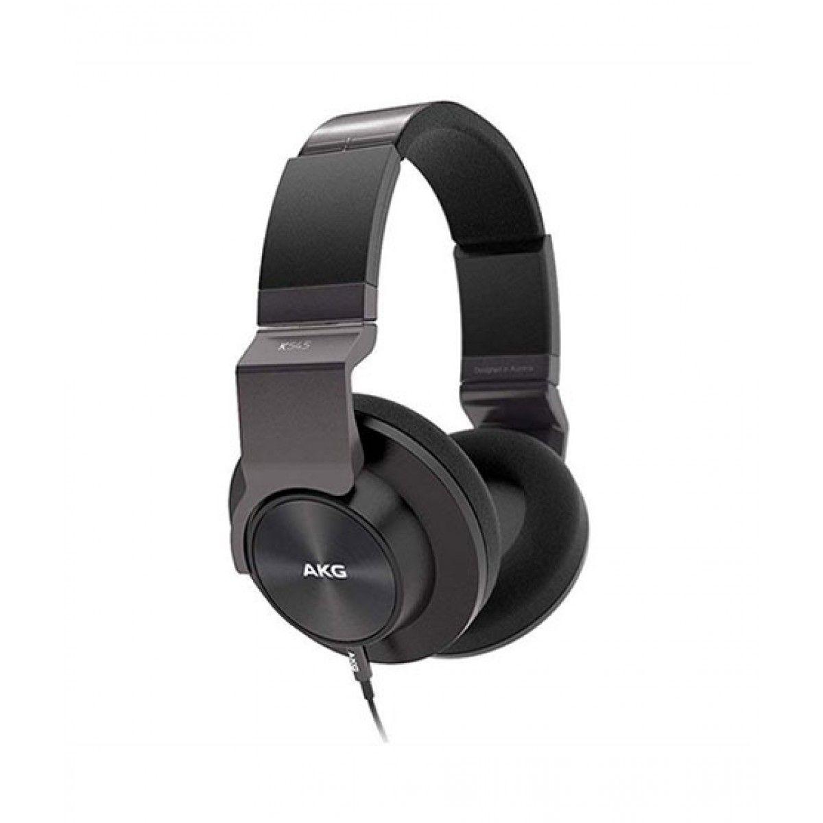 AKG K545 Over Ear Headphones Black