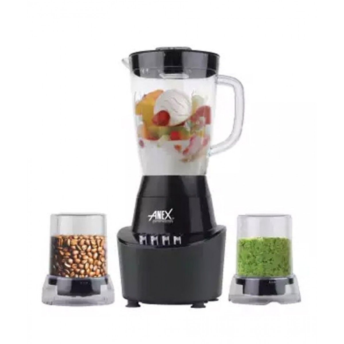 Anex AG-6044 3 in 1 Deluxe Grinder