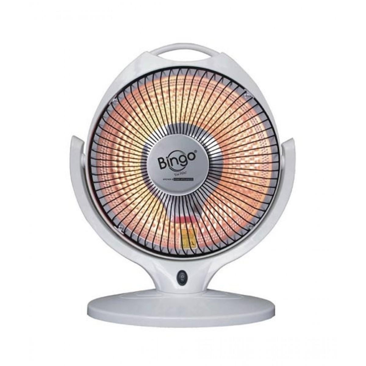 Bingo Deluxe Halogen Sun Fan Heater HX-30
