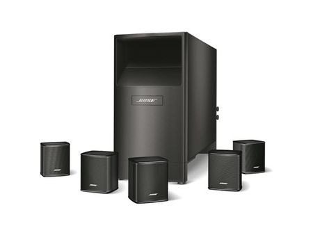 Bose acoustimass 6 SPEAKER SYSTEM 5.1-CHANNEL