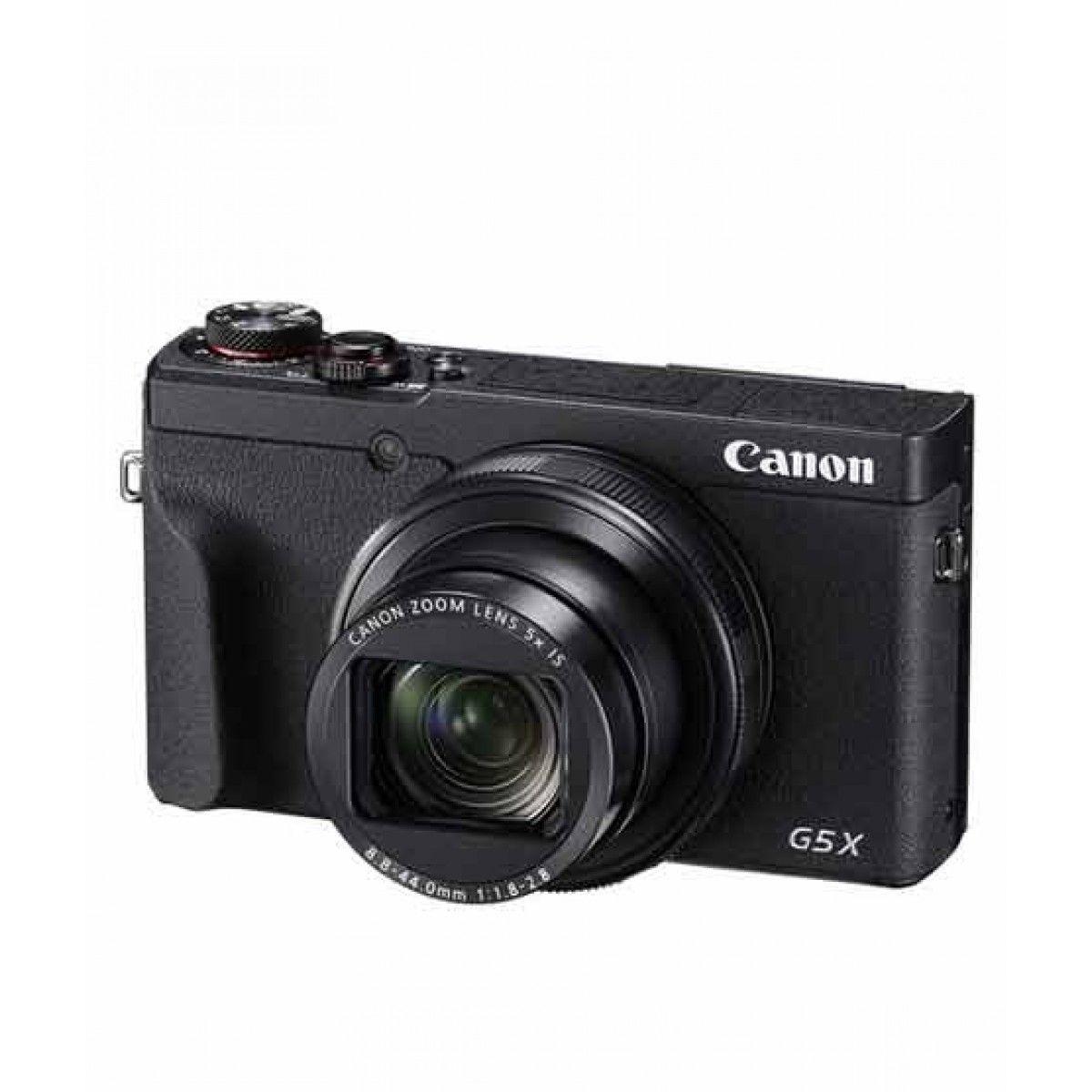 Canon PowerShot G5 X Mark II Digital Camera Black