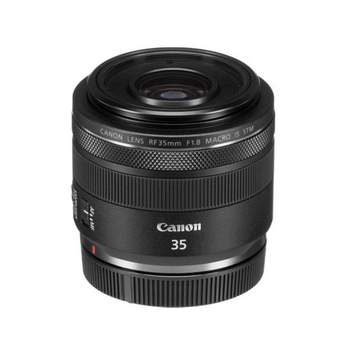 Canon RF 35mm f 1.8 IS STM Macro Lens