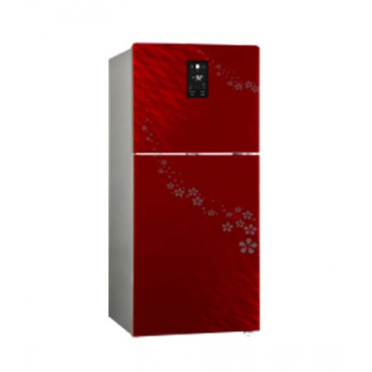 Changhong Ruba CHR-DD418GPR Double Door 15 cu ft Refrigerator