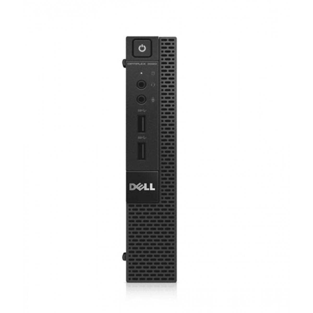 Dell Optiplex (3020M - 4150T) Core i3 Desktop