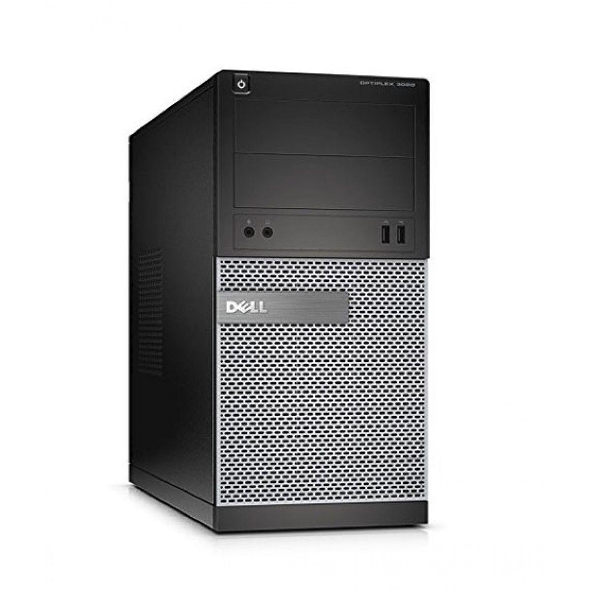 Dell Optiplex (3020MT - 4150) Core i3 3.50 Ghz Desktop
