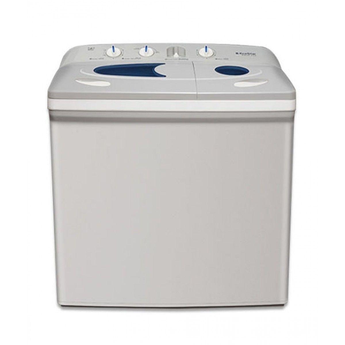 EcoStar WM-08-500 8KG Washing Machine (Semi Automatic)