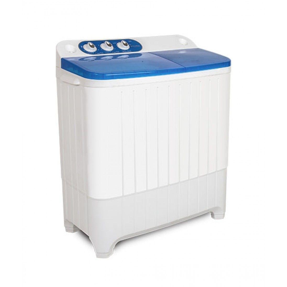 EcoStar WM-08-550WSemi 8KG Washing Machine (Automatic)