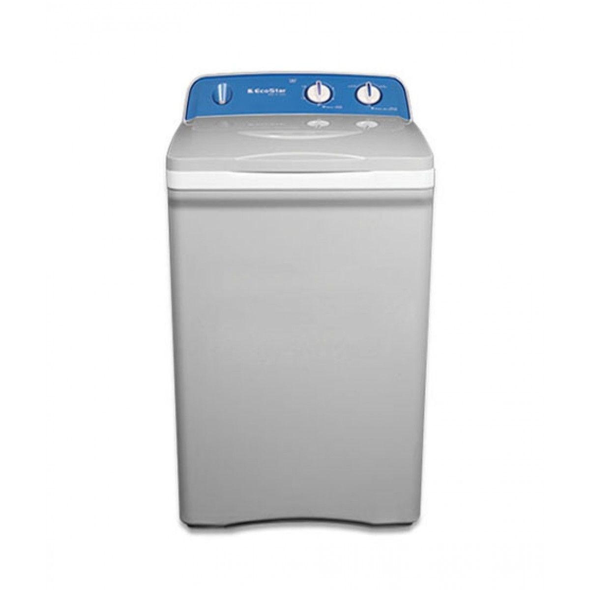 EcoStar WM-12-400W 12KG  Washing Machine (Semi Automatic)