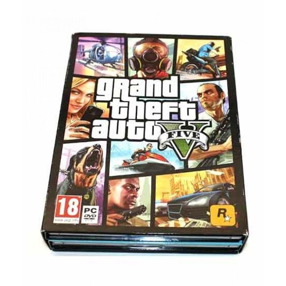 GTA V Game For PC