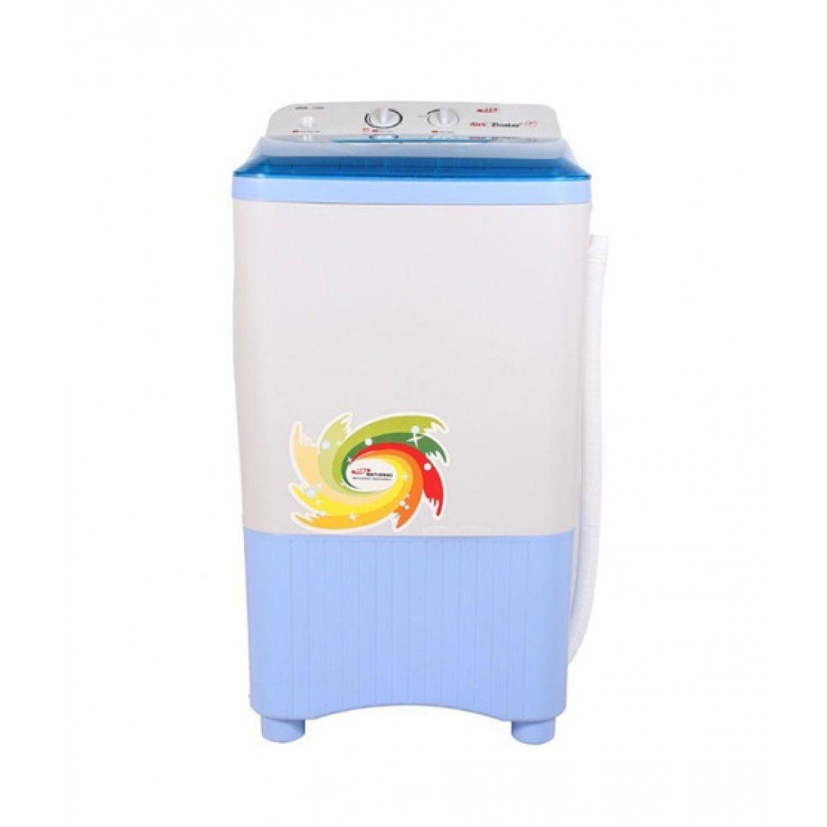 Gaba National GNW-1208-DLX Single Tub Washing Machine