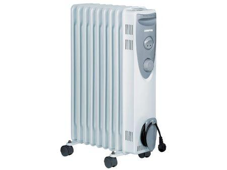 Geepas  Oil Filled Room Heater GRH9537