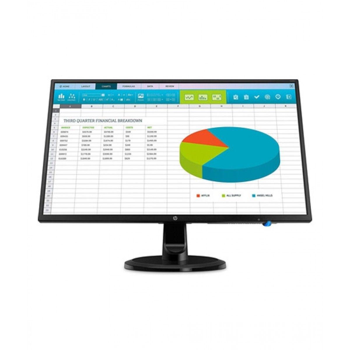 """HP N246V 23.8"""" FHD LED Monitor"""