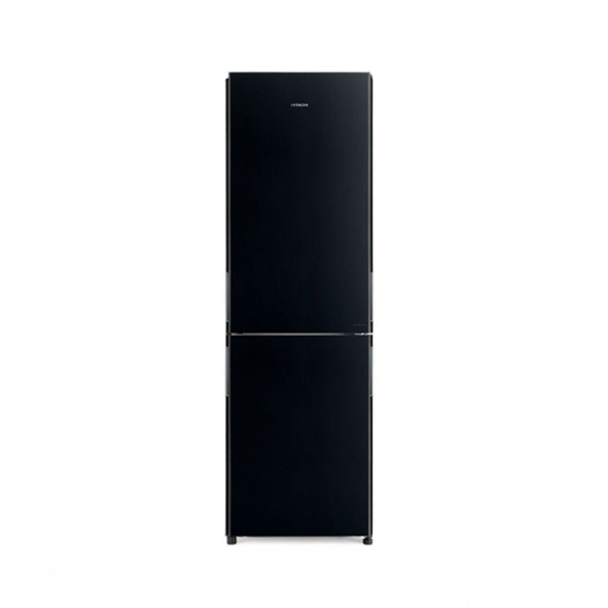 Hitachi (R-BG410P6PB) Freezer-on-Top 12 cu ft Refrigerator