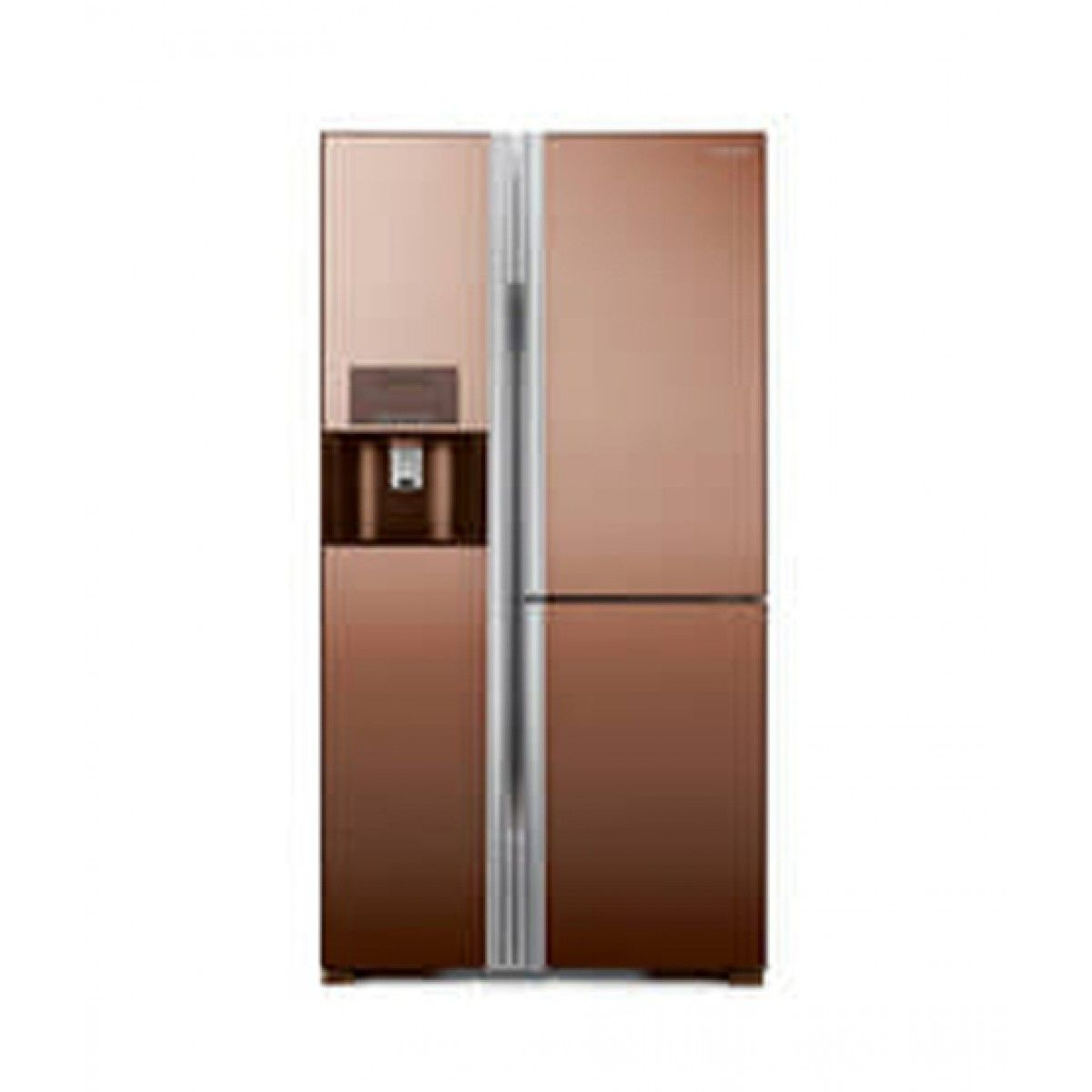 Hitachi (R-M810GP2PBX) Side-By-Side 21 cu ft  Refrigerator