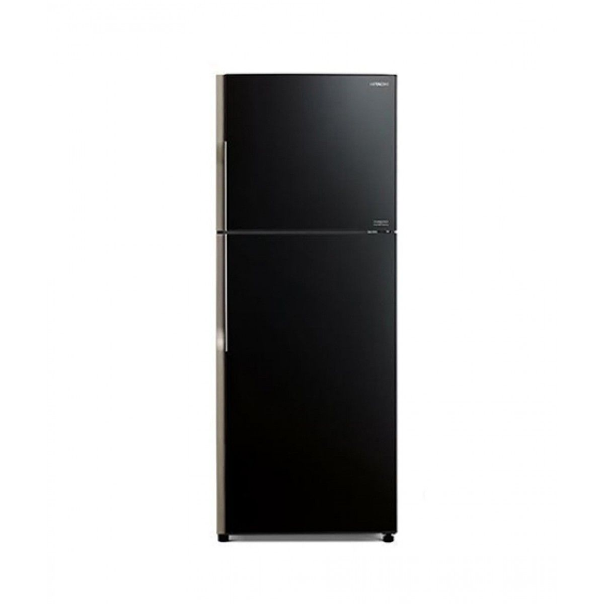 Hitachi (R-VG460P3PB) Freezer-on-Top 15 cu ft Refrigerator Black