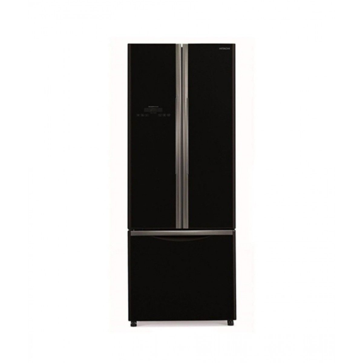 Hitachi (R-WB560P2PB) Freezer-on-Bottom 18 cu ft Refrigerator