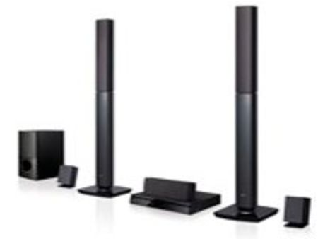 LG 645LHD-S Home Theater