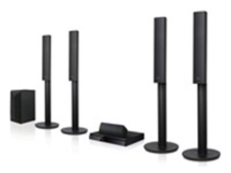 LG LHB655 Home Theater