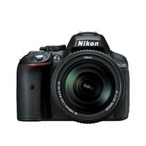 Nikon D5300 DSLR Camera with 18-55mm VR Lens
