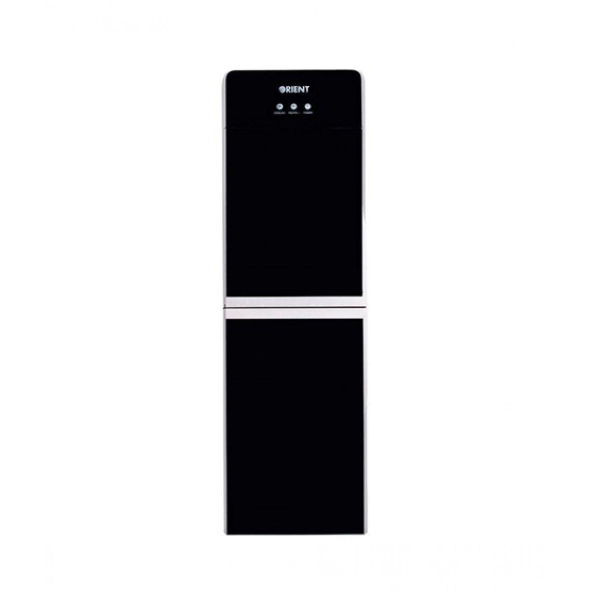 Orient 3 Tap Crystal Glass Door Water Dispenser