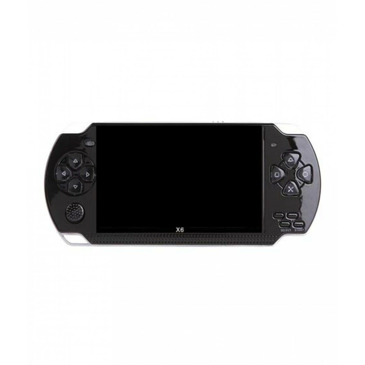 PSP HD Gaming Video Console Black