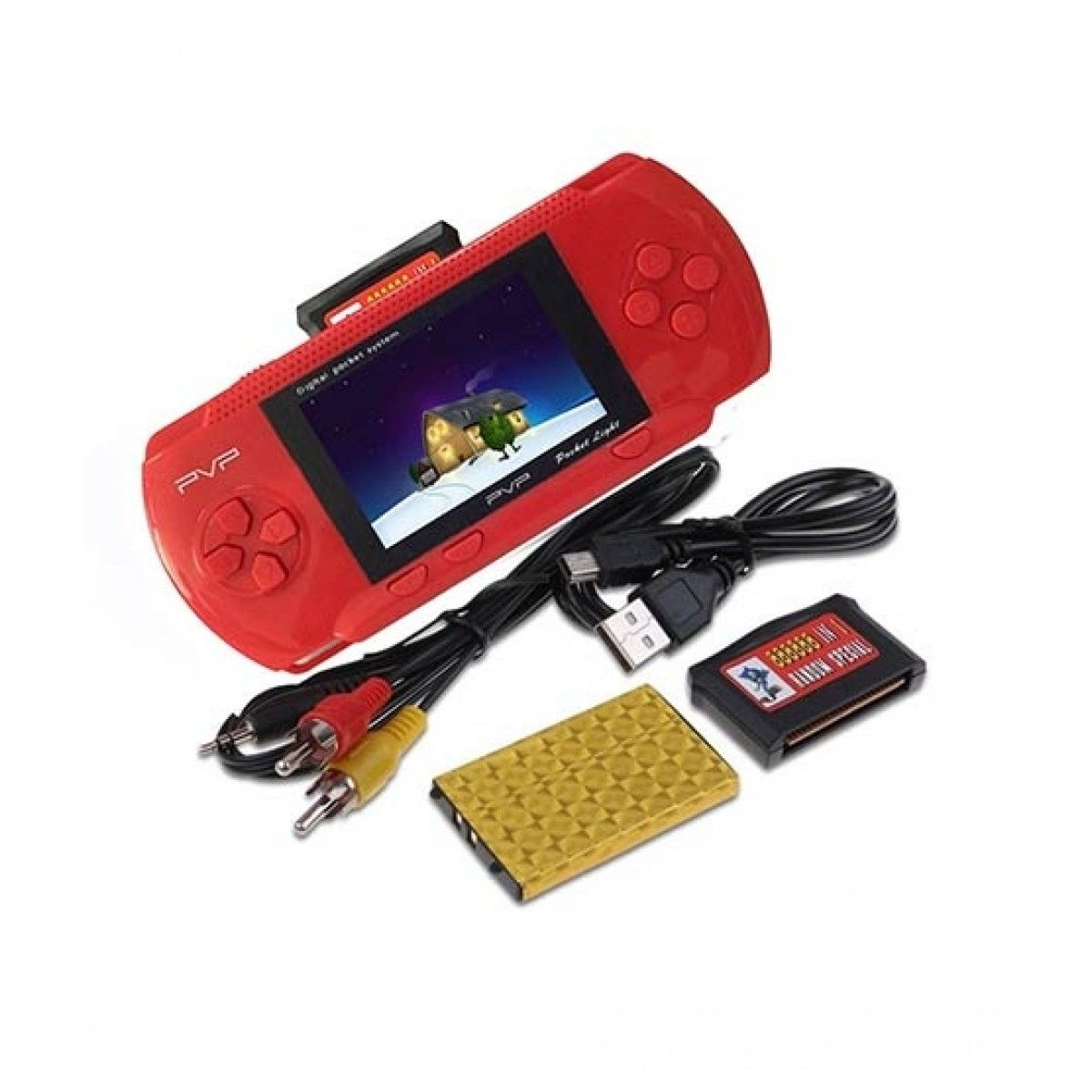 """PVP 2.8"""" Handheld Portable Game Console"""