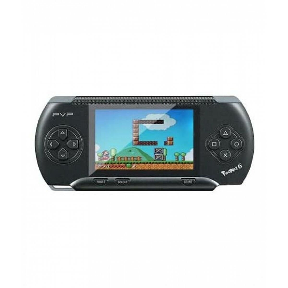 PVP Handheld Retro Games Console With 55 Games