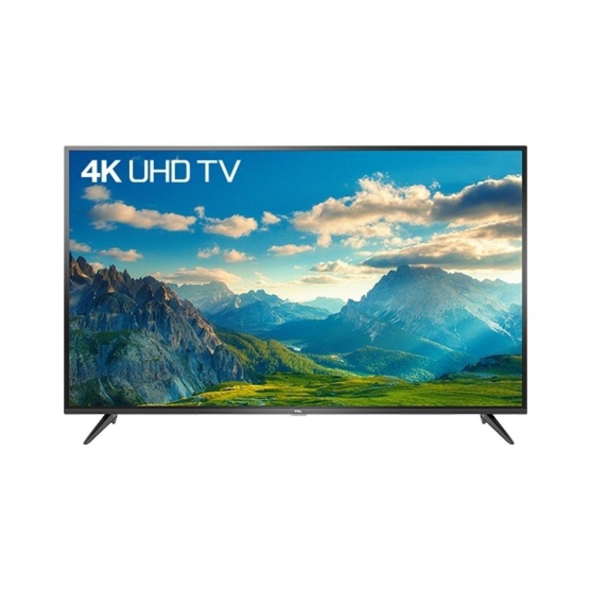 """TCL 55"""" 55P6 UHD 4K SMART LED TV"""