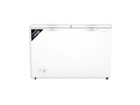 WAVES WDF 318 Double Door Deep Freezer