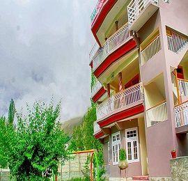 Hunza Hidden Palace