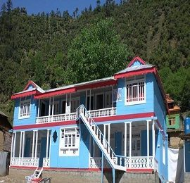 Paradise Hotel Keran Neelum Valley