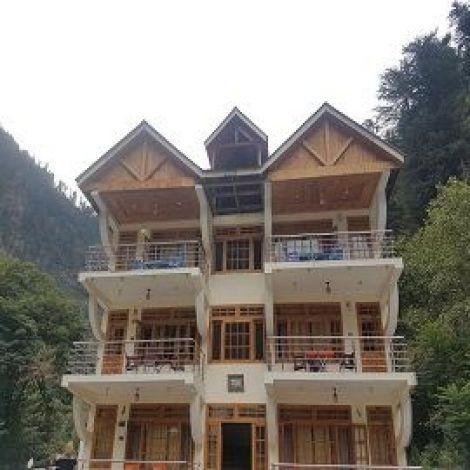 Heaven Rose Hotel Khanian