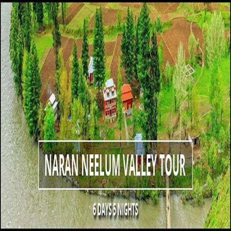 Naran Neelum Valley Tour (6 Day 5 Night)